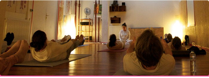 kundalini yoga à Paris