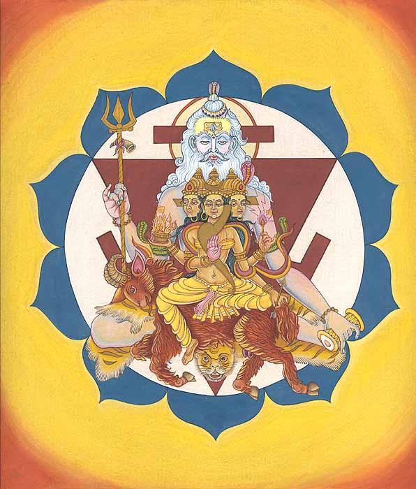 Le 3ème chakra : Manipura ou centre solaire