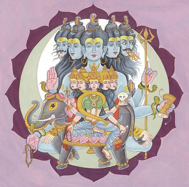 Le 5ème chakra : Vishuddha