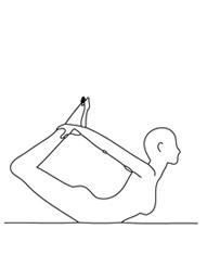 posture de l'arc
