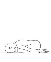 posture du foetus